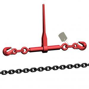 Odciągi łańcuchowe